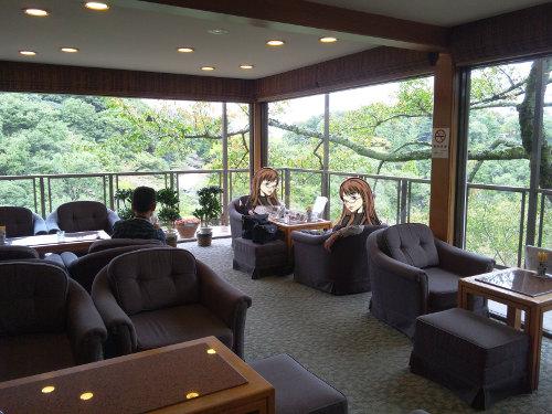 信貴山観光ホテルロビー