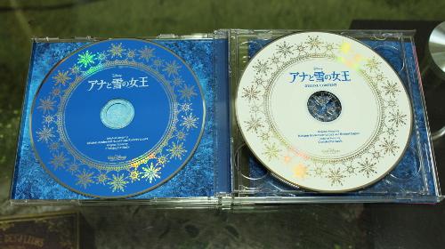 アナ雪cd2