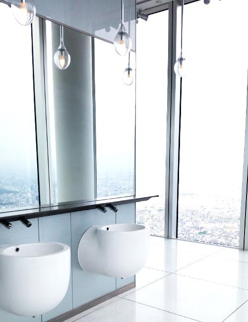ハルカストイレ