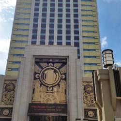 ザ パーク フロント ホテル アット ユニバーサル・スタジオ・ジャパン外観