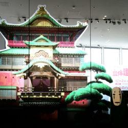 ジブリの立体建造物展見た感想あべのハルカス美術館